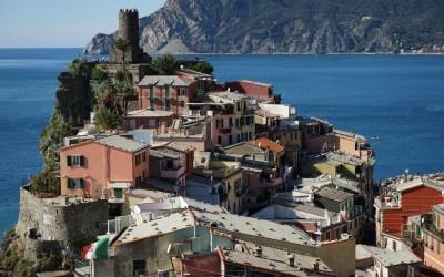 Wanderreise Cinque Terre 2015