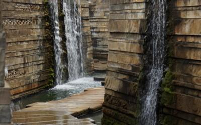 Wassergarten in Reden 09.08.2015