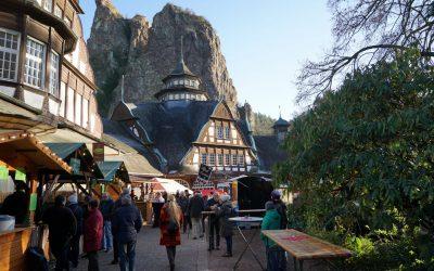 Weihnachtsmarkt Bad Münster am Stein